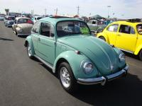 Sunroof Beetle with EMPI accessories