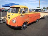 '58 Postal Yellow Single Cab