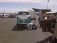 HUGE BUS at PHX Bug - O - Rama