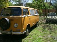 1972 campmobile before and after buffing