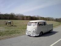 '60 Doppelkabine