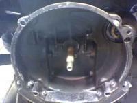 Broken clutch fork - trans