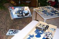 Lego Beetle Construction