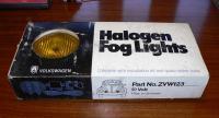 NOS Bosch fog light kit from dealership