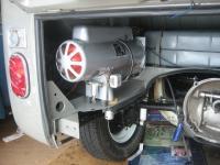 BN4 Heater Install in a Split Window