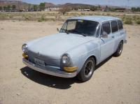 My 1972 Type 3 Squareback