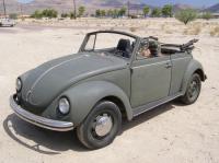 My 1972 Super Beetle Convertible
