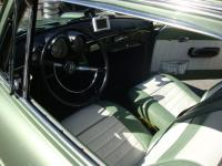 Green Fastback with green interior