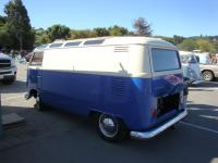 Custom Blue Panel with Deluxe roof