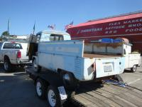 Single Cab for sale on trailer