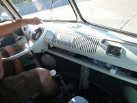 '63 15-Window Deluxe dash view