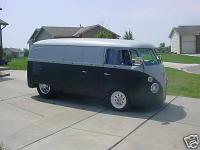 VW Drag Bus! ...
