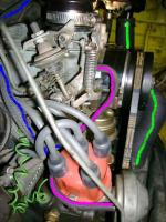 Color Codes for vacuum and air hoses