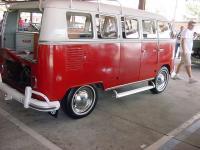 1966 VW Deluxe Microbus