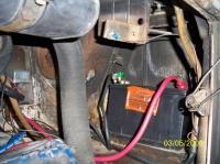 '73 Westie Engine Compartment Restoration