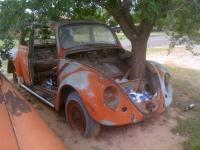 a junky yard full of VWs :(