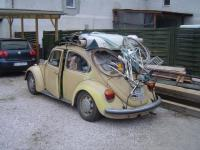 max load on a beetle?