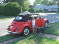 My bug and my daughter