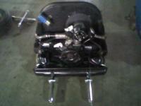 Motor I built, then got stiffed on