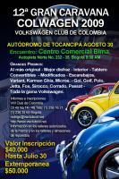 12th Caravana Volkswagen