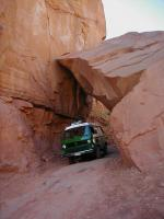 Long Canyon Near Moab