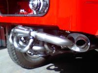 A1 exhaust system