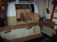 mango bus interior