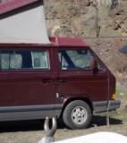 1990 Multivan/Camper Stolen