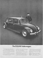 Super Beetle Limousine