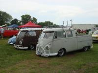 '60 Doppelkabine & '61 SS Jewel Tea Co.