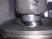 Vanagon valve stem to adjuster