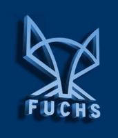 the original Fuchs wheel logo