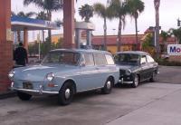 So. Cal. Type 3 cruise to Classics 09