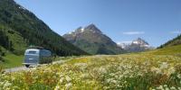 '58 in the Austrian Alps