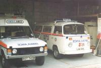 1973 bay window ambulance