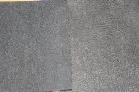 black seat vinyl