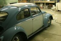 New 63 two tone ragtop