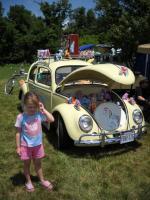 My daughters favorite car