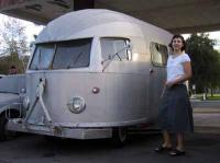Rare airstream camper