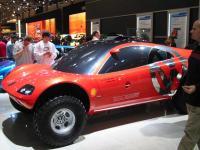 Brandnew VW Buggy for Rally Paris Dakar 2003