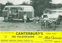 1965 Canterbury Pitt Sales Brochure