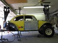 Rear Suspension progress