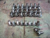cooling tin screws