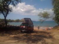 Rental Westy on Maui