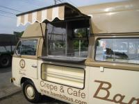 Great crepe catering bus