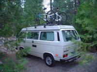 Camping at Lake Siskyou