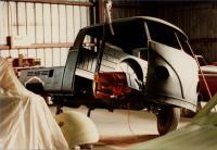 '66 T265 early resto photos