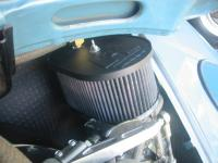 Carb top for Weber IDF