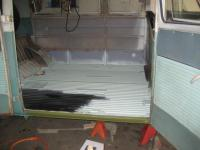 cargo floor por15 and paint