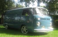 74 Panel Van